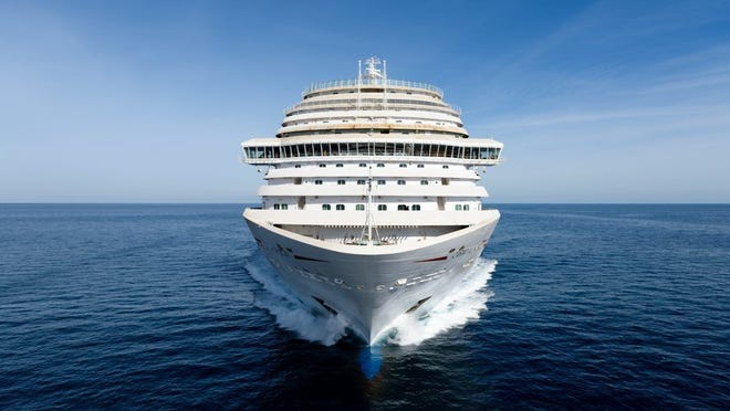 Californian who died likely got it on Princess Cruise
