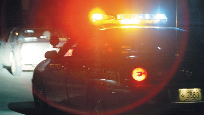 A police car stops a vehicle during a past New Years Eve. The New Year's Eve celebrations did not present unexpected problems for law enforcement. Gannett Wisconsin Media A  police car stops a vehicle during a past New Years Eve.  The New Year's Eve celebrations did not present unexpected problems for law enforcement.