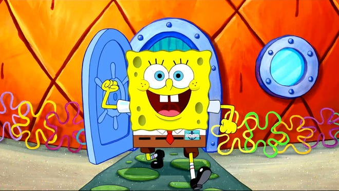 SpongeBob isn't going off the air in March.