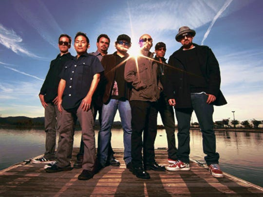 Grammy Award-winning band Ozomatli will take the stage Nov. 15 at The Canyon Club in Agoura Hills.