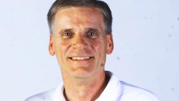 1999-2000 All-City Boys' Basketball Coach of the Year Bob Haack