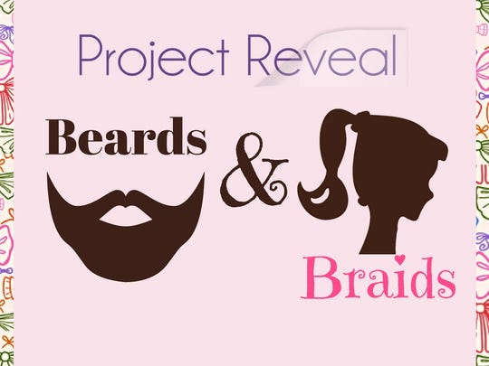 "Project Reveal's ""Beards & Braids."""