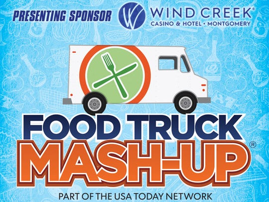 Food Truck Mash-Up is Nov. 24. Tickets are only $5!