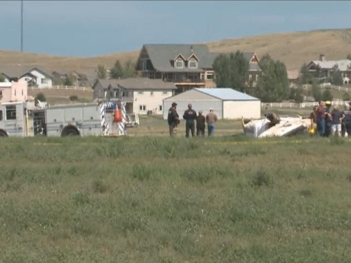 Plane crashes near Erie airport