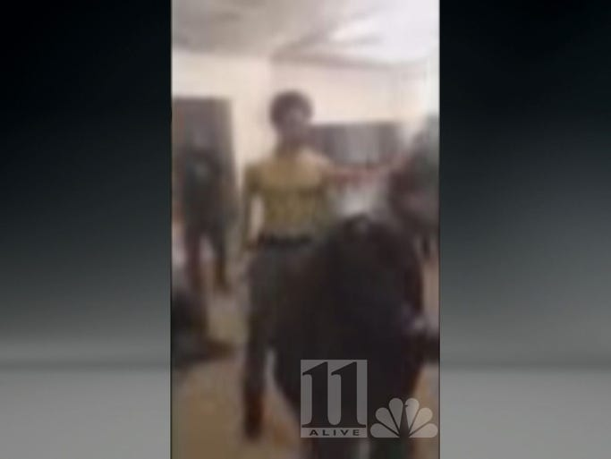 Student punched at Parkview HS