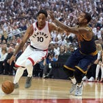 DeMar DeRozan to re-sign with Toronto Raptors on 5-year contract