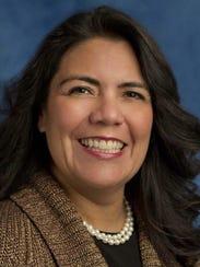 Phoenix City Councilwoman Laura Pastor.