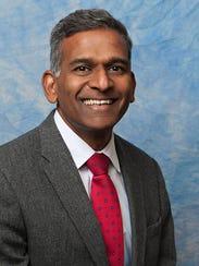 Dr. Yogesh Shah of Broadlawns Medical Center is one