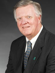 Wilmington City Councilman Bud Freel, chair of the