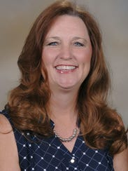 Dr. Suzanne Tinsley, associate professor of neurological rehabilitation and assistant dean of the School of Allied Health Professions at LSU Health Shreveport.