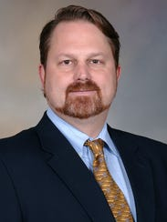 Dr. Chris Kevil, vice chancellor for research at LSU