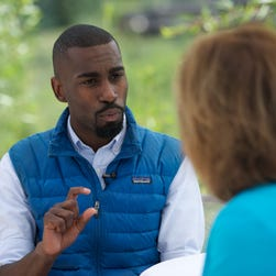 Black Lives Matter leader DeRay McKesson warns off possible convention protests at both DNC and RNC