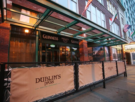 Dublin's Pass has locations in downtown and southwest