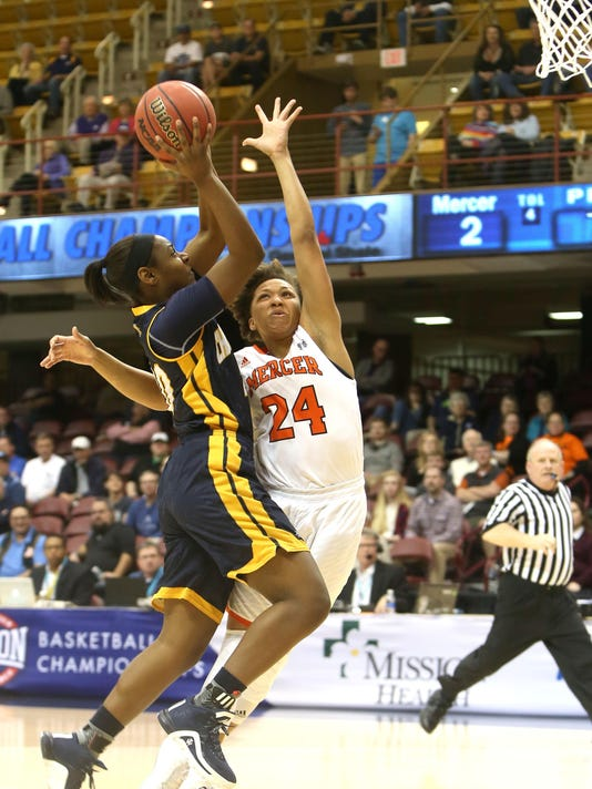 2016 SoCon Women's Championship Game