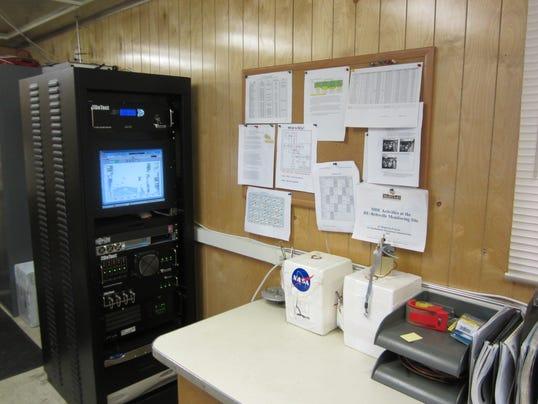 Maryland ozone monitor
