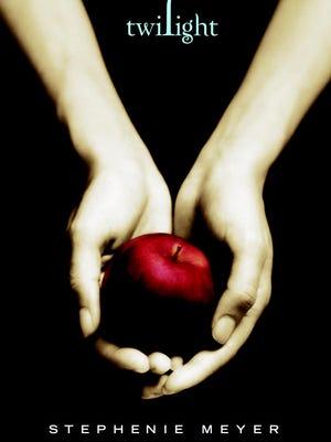 """""""Twilight"""" by Stephenie Meyer."""