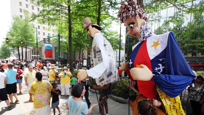 Festival International celebrates its 30th anniversary April 20-24, 2016