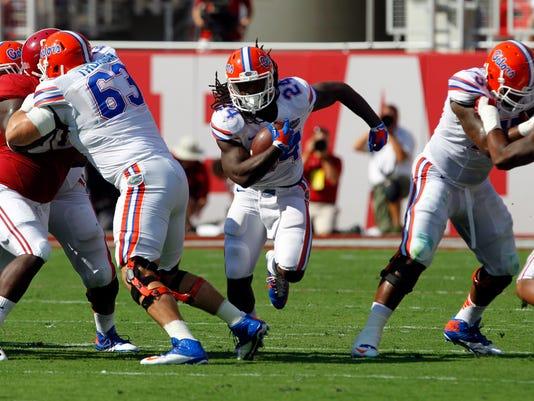 Florida Matt Jones H or V