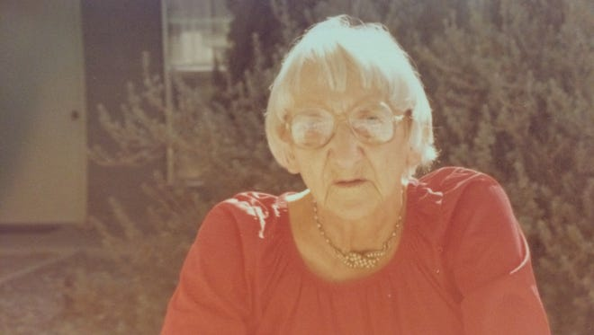 Pansy Shobutte did not accept that her son, Wayne Clark, was killed in Germany during World War II.