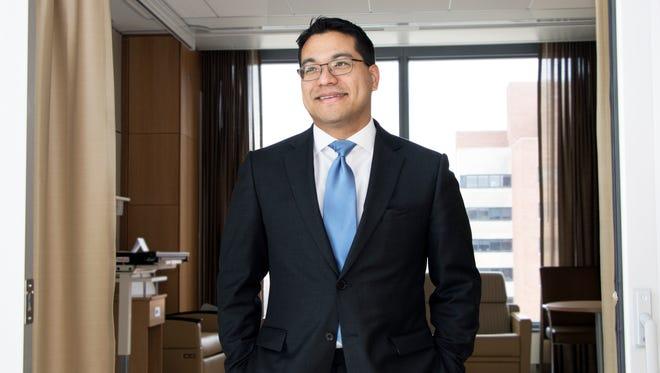 Dr. Castillo-Sang.