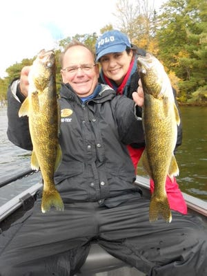Dan Uniejewski from Franklin, TN and his wife Souraya joined Jeff Evans on the last weekend of September 2014.