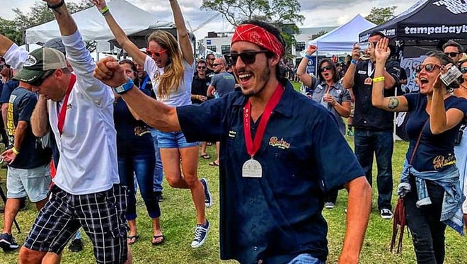 Point Ybel Brewing earned gold and two silvers for its beers at the Best Florida Beer competition in Tampa Sunday.