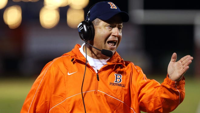 Blackman football coach Philip Shadowens resigned on Feb. 13. A group of supporters asking for his reinstatement will meet Feb. 19.