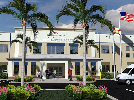 Construction is expected to start in November on Collier Charter Academy, a new charter school planned to open in the fall on Immokalee Road in Golden Gate Estates.