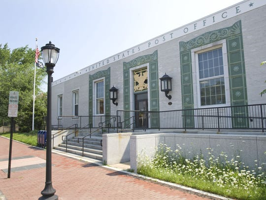 Lakewood's historic post office building will be the new home of DB Electronics. The U.S. Postal Service sold the 1938 Art Deco structure in 2014 for $1.25 million.