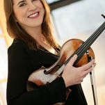 "Nadja Salerno-Sonnenberg, whom the Washington Post called ""the famously fiery violinist,"" will perform with the Great Falls Symphony April 25 in its season finale."