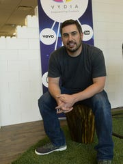 Roy LaManna, co-founder and CEO of Vydia, shown in