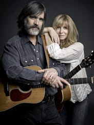 Larry Campbell and Teresa Williams play The Penthouse.