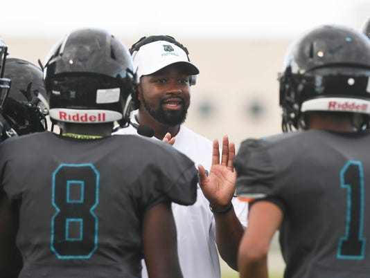 High School Football: Moore Haven at Bayside