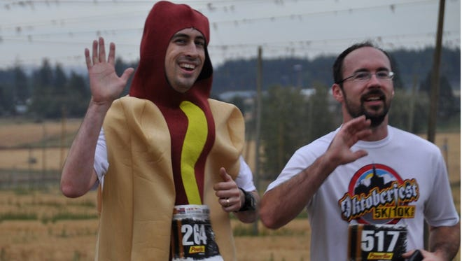 The annual Wurstfest Run is set for Feb. 10.