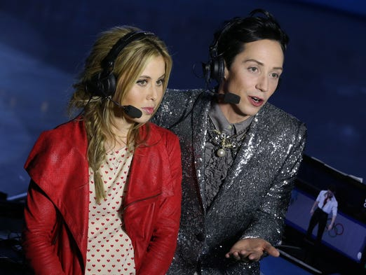 Sochi Won T Be Last Of Tara Lipinski And Johnny Weir
