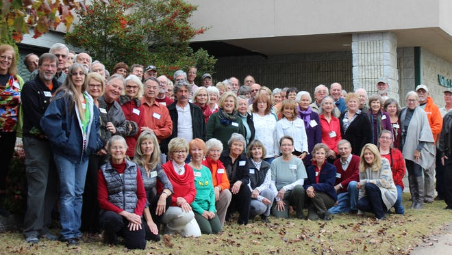 Local Master Naturalists (NCAMN) celebrated the holidays recently and raised $350 for Baxter County Meals on Wheels. They worked more than 7,700 volunteer hours so far in 2016. New member applications for 2017 are still being accepted: http://wordpress.arkansasmasternaturalists.org/how-do-i-join/ (scroll down to NCAMN).