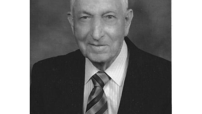 Charles Theron Matthews