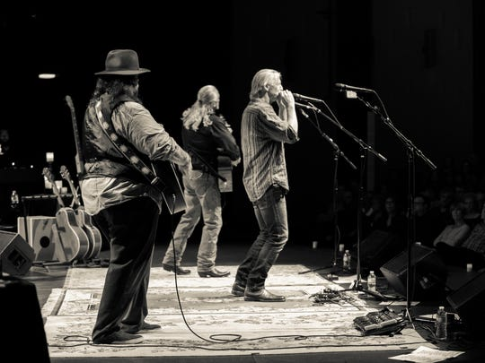 CSN Songs also pulls music from the non-CSNY careers of the quartet's various members.