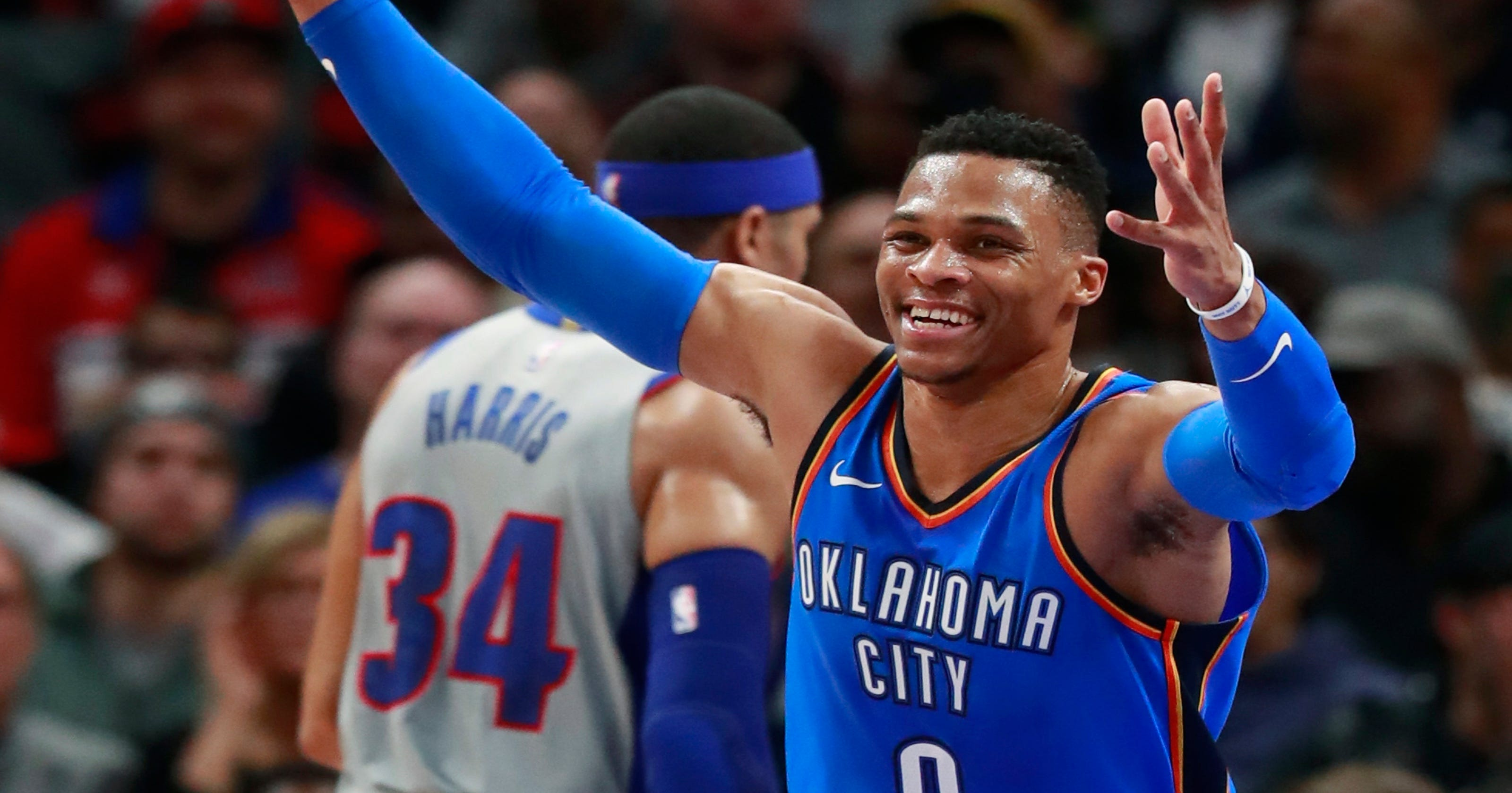 Detroit Pistons rookie Luke Kennard knows trade rumors are
