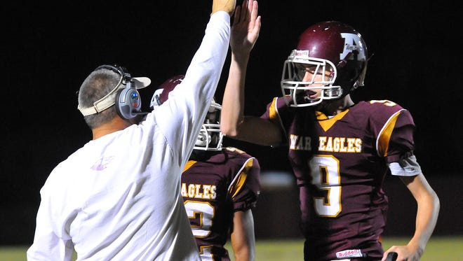 Astronaut High kicker Tristan Schultheis was named to the first-team Class 4A all-state football team.