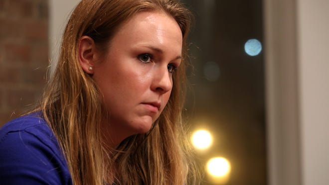 Sarah Tubbs of Montrose says she was sexually assaulted at Stony Brook University, and then forced to prosecute her own attacker.