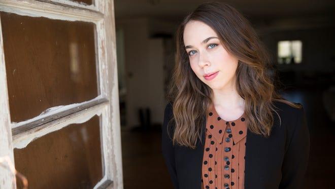 Sarah Jarosz plays Memorial Hall Friday