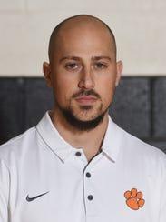 Coach Jeremy Duerr