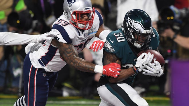 The Super Bowl is reliably the most-watched TV program each year, and 2018 was no exception, as NBC's telecast of the Philadelphia-New England matchup averaged 104 million viewers.