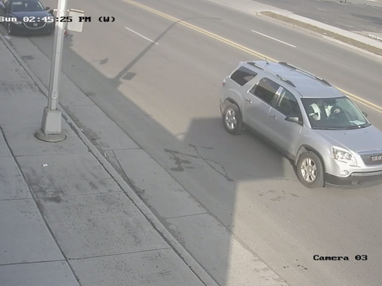 Dearborn police are looking for this driver, who hit