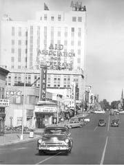 1962 Downtown College Avenue.