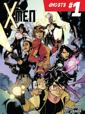 """X-Men"" No. 10.NOW begins a new story line involving the Arkea virus and the Sisterhood of Evil Mutants."