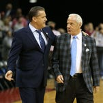 USA TODAY Sports' college basketball coaches salary database