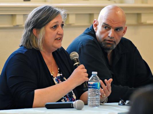 York County Young Democrats host debate at Marketview Arts