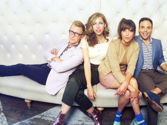 Lake Street Dive plays June 16 at the Shelburne Museum as part of the Concerts on the Green series.